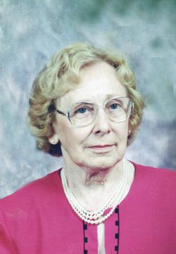 Mary Tinsley